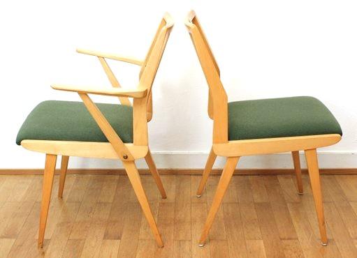 vier st hle von casala designbutik. Black Bedroom Furniture Sets. Home Design Ideas