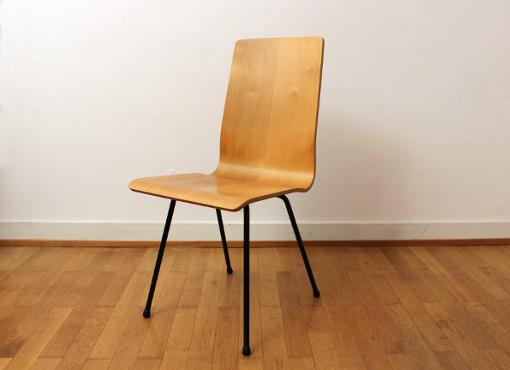Sechs Stühle von A. Rauch