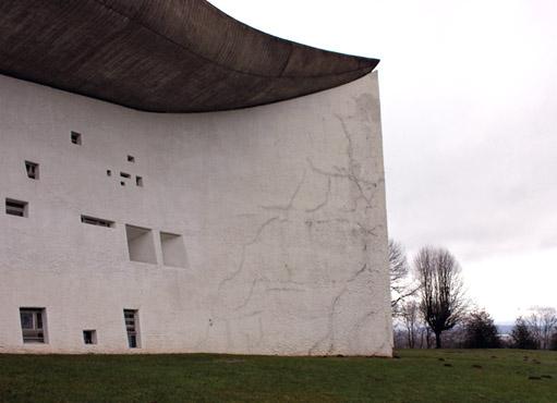 Chapelle Notre-Dame-sur-Haut in Ronchamp
