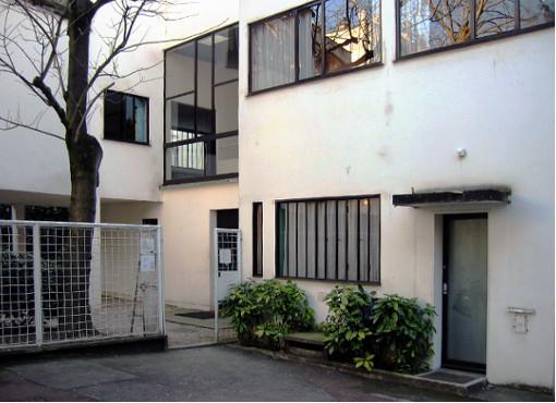 Designbutik besucht die Villa della Rocca in Paris