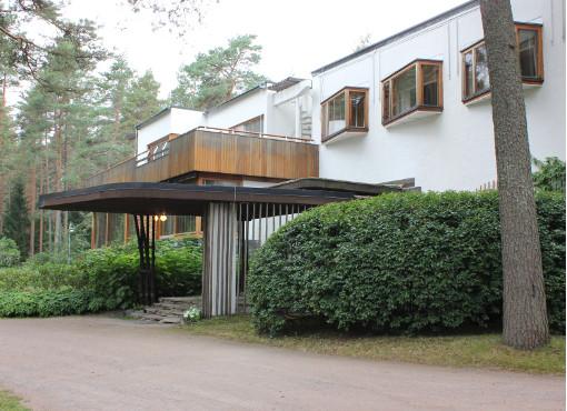 Designbutik in Finnland 3: Villa Mairea von Alvar & Aino Aalto