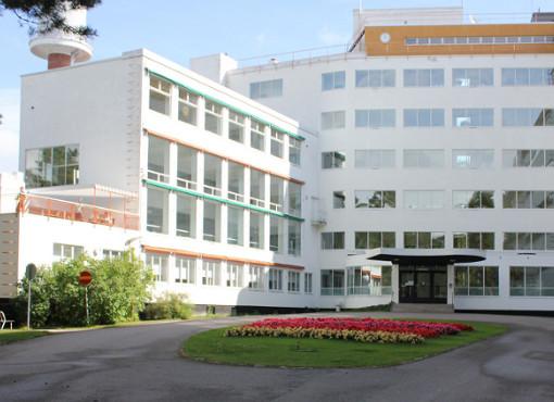 Designbutik in Finnland 2: Sanatorium von Alvar Aalto in Paimio