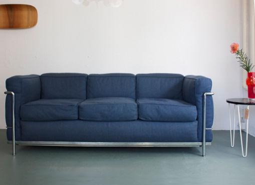 LC2 Sofa von Cassina