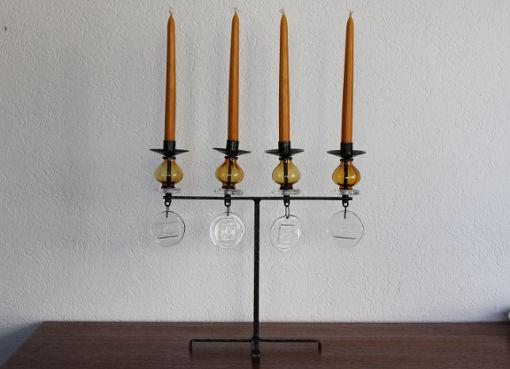 Kerzenständer von E. Höglund