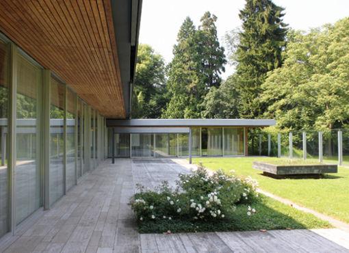 Designbutik besucht den Kanzlerbungalow in Bonn