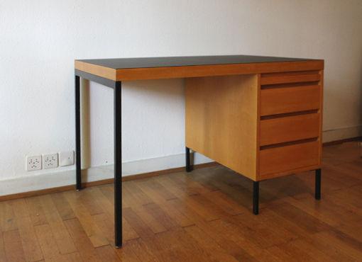 Schreibtisch von Dieter Waeckerlin