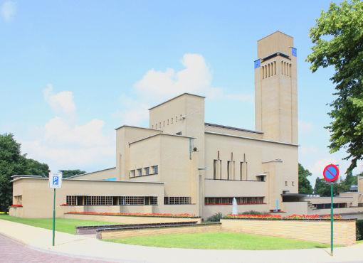 Designbutik in den Niederlanden 1: Rathaus von Hilversum