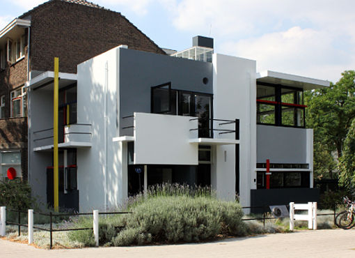Designbutik in den Niederlanden 4: Gerrit Thomas Rietveld