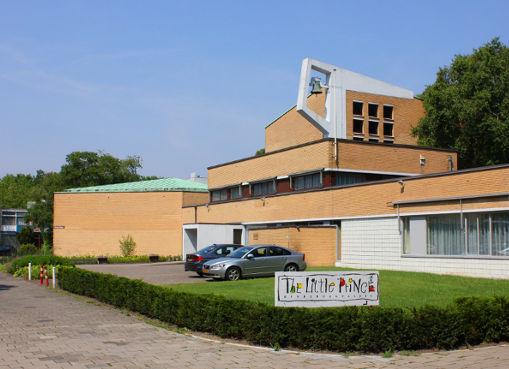 Designbutik in den Niederlanden 2: St. Thomaskirche