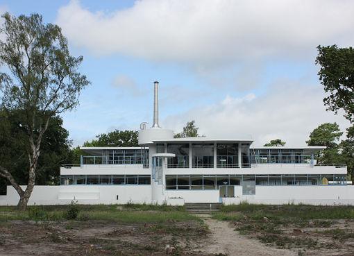Designbutik in den Niederlanden 3: Sanatorium Zonnestraal