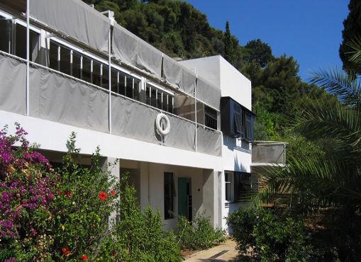 Designbutik am Mittelmeer: E1027