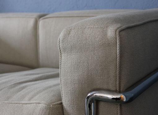 le corbusier sessel stoff williamflooring. Black Bedroom Furniture Sets. Home Design Ideas
