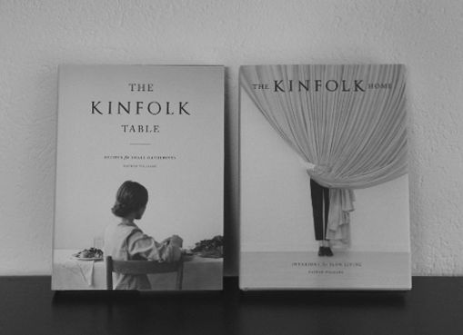 Kinfolk Home und Kinfolk Table