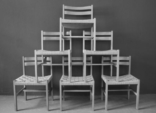 Stühle aus Dänemark