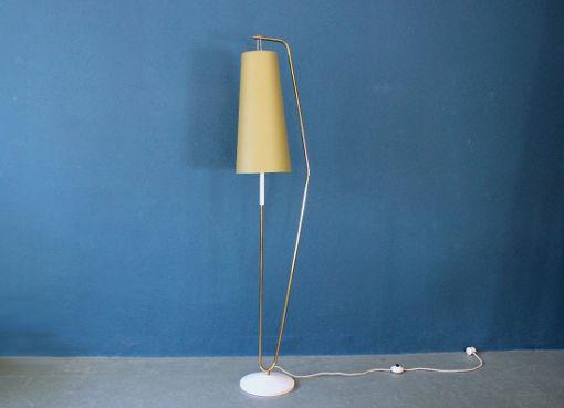 Stehlampe aus den 50er jahren designbutik for Sessel aus den 50er jahren