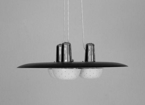 50er Jahre Deckenlampe