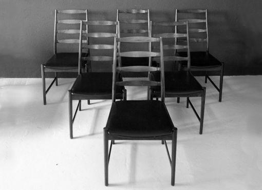 6 Stühle von Torbjørn Afdal