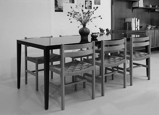 Grosser Tisch von Horgen-Glarus