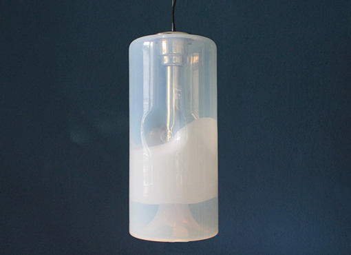 Venini-Glaslampe von Toni Zuccheri