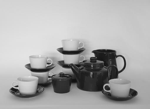Kaffee-Service von K. Franck