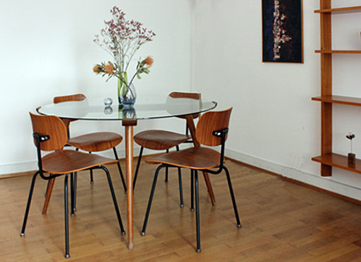 Jacaranda Tisch aus Brasilien