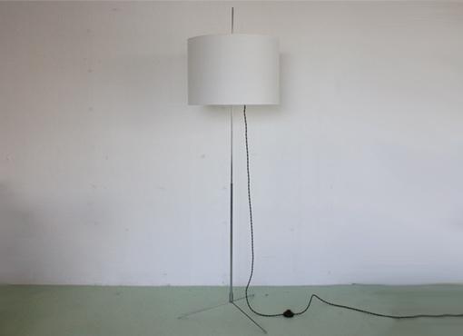 Stehlampe von Heinrich Pfalzberger