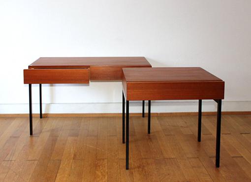 Das Möbel nachttische dieter waeckerlin designbutik