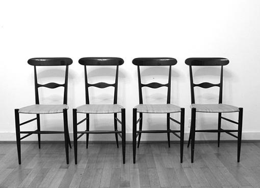 Campanino Stühle aus Chiavari