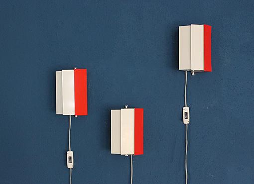 Tschechische Wandlampen