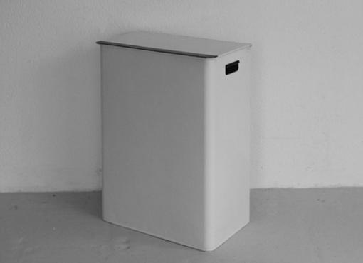 Wäschebehälter von Mewa