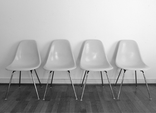 Eames Sidechairs