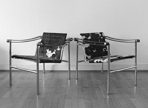 Chaise basculante LC1
