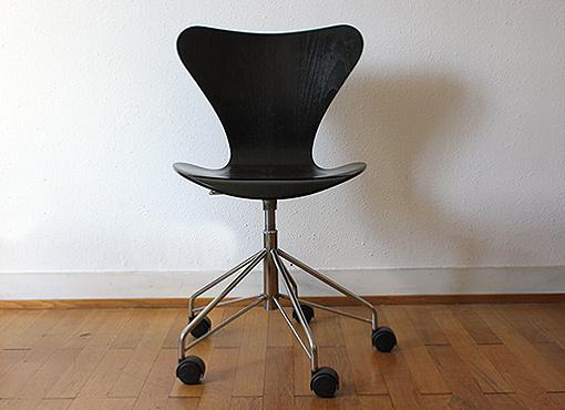 Bürostühle von Arne Jacobsen