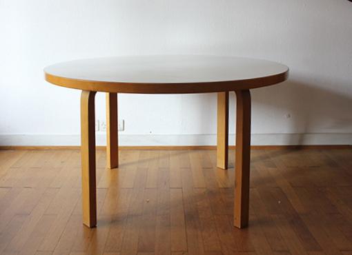 Runder Esstisch von Aalto