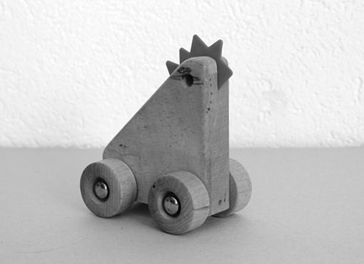 Spielzeug-Hahn