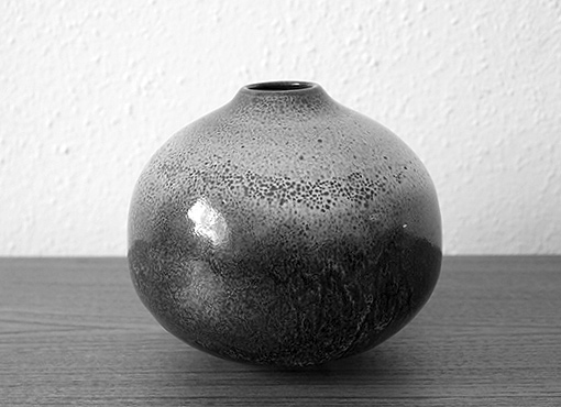 Studiokeramik-Vase