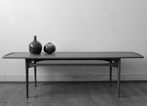 Clubtisch von Tove und Edvard Kindt-Larsen