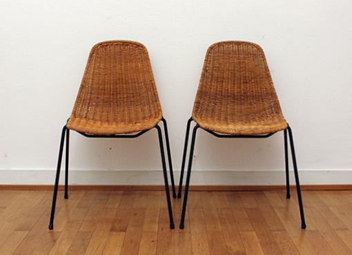 Paar Legler-Stühle