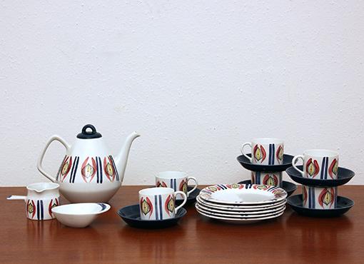Tee- oder Kaffeeservice von Marianne Westmann