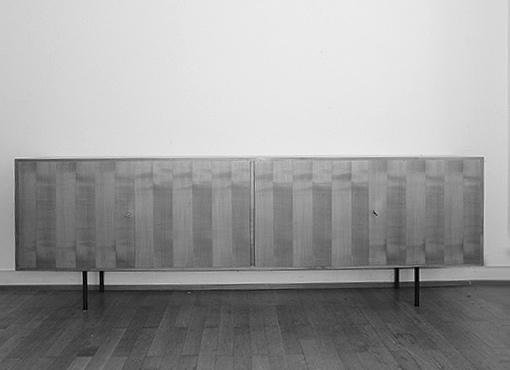 Sideboard aus Kirschholz