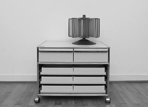 Schubladenmöbel von USM Haller