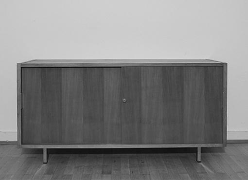 Nussbaum-Sideboard