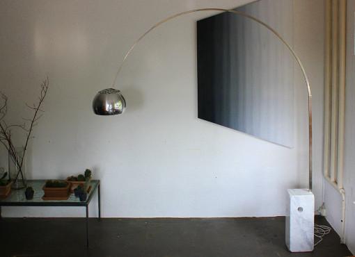 """Bogenlampe """"Arco"""" von Castiglioni"""