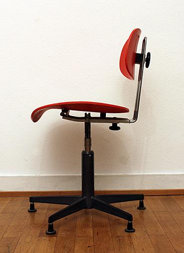 b rostuhl von egon eiermann designbutik. Black Bedroom Furniture Sets. Home Design Ideas
