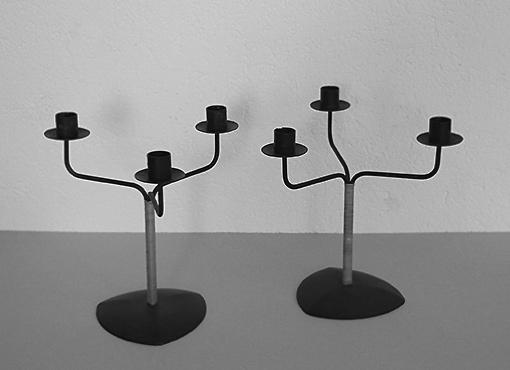 Dänische Kerzenständer