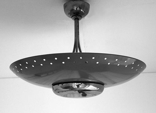 Deckenlampe der 1950er Jahre