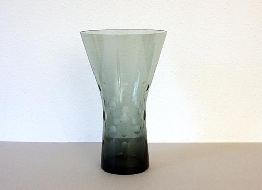 Grosse Diabolo-Vase von Wilhelm Wagenfeld