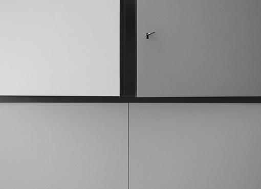 Kleiderschrank M125 von Hans Gugelot