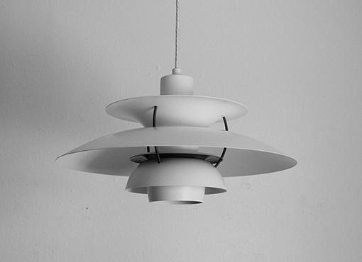Deckenlampe PH5 von Poul Henningsen