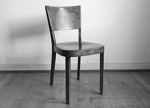 Esszimmerstuhl von Max Ernst Haefeli